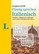 Cover-Bild zu Langenscheidt Flüssig sprechen Italienisch