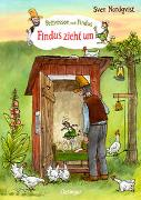 Cover-Bild zu Findus zieht um von Nordqvist, Sven