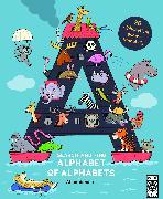 Cover-Bild zu Search and Find Alphabet of Alphabets von Wood, Aj