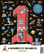 Cover-Bild zu A Number of Numbers: 1 Book, 100s of Things to Find! von Wood, Aj
