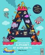 Cover-Bild zu Search and Find Alphabet of Alphabets (eBook) von Wood, Aj