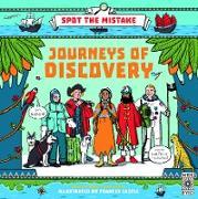 Cover-Bild zu Spot the Mistake: Journeys of Discovery (eBook) von Wood, Aj