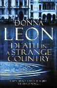 Cover-Bild zu Death in a Strange Country von Leon, Donna