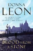 Cover-Bild zu Blood from a Stone von Leon, Donna