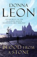 Cover-Bild zu Blood From A Stone (eBook) von Leon, Donna