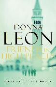 Cover-Bild zu Friends In High Places (eBook) von Leon, Donna
