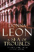 Cover-Bild zu A Sea Of Troubles (eBook) von Leon, Donna