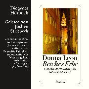 Cover-Bild zu Reiches Erbe (Audio Download) von Leon, Donna