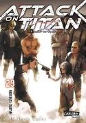 Cover-Bild zu Attack on Titan 29 von Isayama, Hajime