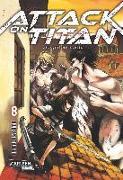 Cover-Bild zu Attack on Titan, Band 8 von Isayama, Hajime