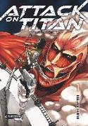 Cover-Bild zu Attack on Titan, Band 1 von Isayama, Hajime