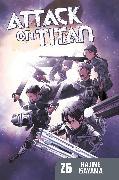Cover-Bild zu Attack on Titan 26 von Isayama, Hajime