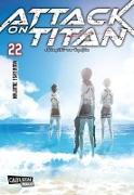 Cover-Bild zu Attack on Titan 22 von Isayama, Hajime