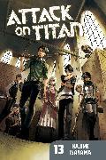 Cover-Bild zu Attack on Titan 13 von Isayama, Hajime