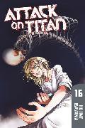 Cover-Bild zu Attack on Titan 16 von Isayama, Hajime