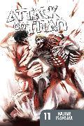 Cover-Bild zu Attack on Titan 11 von Isayama, Hajime