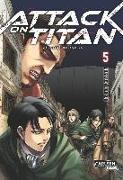 Cover-Bild zu Attack on Titan, Band 5 von Isayama, Hajime