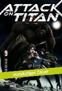 Cover-Bild zu Attack on Titan, Band 9 von Isayama, Hajime
