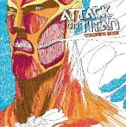 Cover-Bild zu Attack on Titan Coloring Book von Isayama, Hajime
