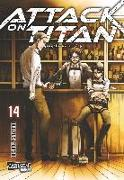 Cover-Bild zu Attack on Titan, Band 14 von Isayama, Hajime