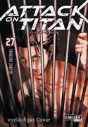 Cover-Bild zu Attack on Titan 27 von Isayama, Hajime