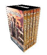 Cover-Bild zu Attack on Titan Season 3 Part 1 Manga Box Set von Isayama, Hajime