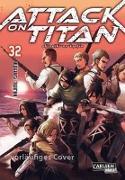 Cover-Bild zu Attack on Titan 32 von Isayama, Hajime