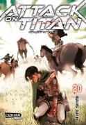 Cover-Bild zu Attack on Titan 20 von Isayama, Hajime