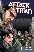 Cover-Bild zu Attack on Titan 5 von Isayama, Hajime