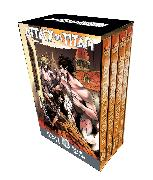 Cover-Bild zu Attack on Titan Season 1 Part 2 Manga Box Set von Isayama, Hajime