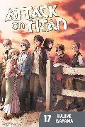Cover-Bild zu Attack on Titan 17 von Isayama, Hajime