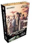 Cover-Bild zu Attack on Titan 17 Special Edition w/DVD von Isayama, Hajime