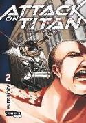 Cover-Bild zu Attack on Titan, Band 2 von Isayama, Hajime