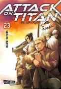 Cover-Bild zu Attack on Titan 23 von Isayama, Hajime