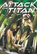 Cover-Bild zu Attack on Titan, Band 07 von Isayama, Hajime