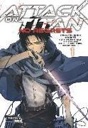 Cover-Bild zu Attack on Titan - No Regrets, Band 1 von Isayama, Hajime