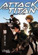 Cover-Bild zu Attack on Titan 18 von Isayama, Hajime