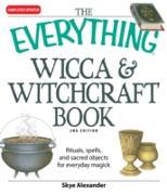 Cover-Bild zu Everything Wicca and Witchcraft Book (eBook) von Alexander, Skye