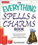 Cover-Bild zu Everything Spells and Charms Book (eBook) von Alexander, Skye