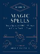 Cover-Bild zu 10-Minute Magic Spells von Alexander, Skye