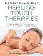 Cover-Bild zu The Pocket Encyclopedia of Healing Touch Therapies (eBook) von Alexander, Skye