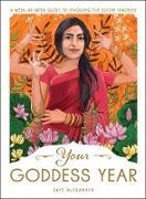 Cover-Bild zu Your Goddess Year (eBook) von Alexander, Skye