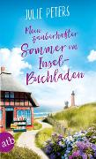 Cover-Bild zu Mein zauberhafter Sommer im Inselbuchladen von Peters, Julie