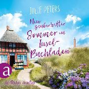 Cover-Bild zu Mein zauberhafter Sommer im Inselbuchladen (Ungekürzt) (Audio Download) von Peters, Julie