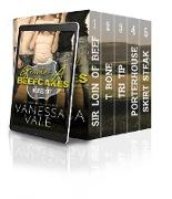 Cover-Bild zu Grade-A Beefcakes Complete Boxed Set: Books 1 - 5 (eBook) von Vale, Vanessa