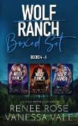 Cover-Bild zu Wolf Ranch Books 4-6 (eBook) von Rose, Renee