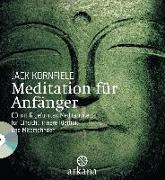 Cover-Bild zu Meditation für Anfänger von Kornfield, Jack