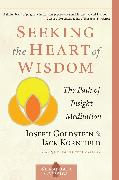 Cover-Bild zu Seeking the Heart of Wisdom (eBook) von Goldstein, Joseph