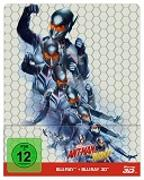 Cover-Bild zu Ant-Man and the Wasp - 3D+2D - Steelbook