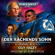 Cover-Bild zu Warhammer 40.000: Feuerdämmerung 01 (Audio Download) von Haley, Guy